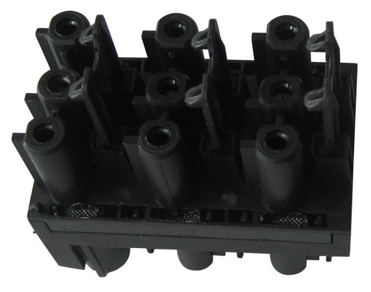 Sentiotec Infrarot Verteiler 5P1 Verteiler 1 auf 5 IR-1P5