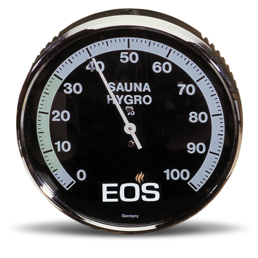 EOS Hygrometer Ø 100 mm. 94.6036