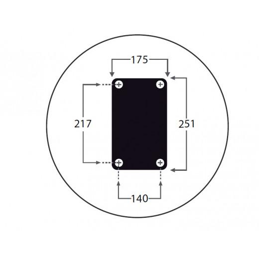 solardusche inox 40 l gartendusche. Black Bedroom Furniture Sets. Home Design Ideas