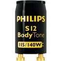 Philips BodyTone S12 Starter Solariumröhren 115-140 Watt