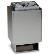 EOS 34.A Saunaofen Wandofen Edelstahl-blank 6 kW