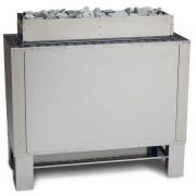 EOS 34.G Elektrischer Stand Saunaofen 18,0 kW Chromstahl