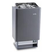 EOS 43 FN Elektrischer Saunaofen 7,5 kW Anthrazit
