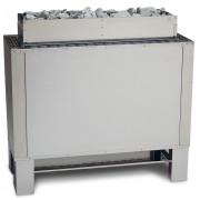 EOS 34.G Elektrischer Stand Saunaofen 36,0 kW Chromstahl
