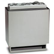 EOS P1 Elektrischer Stand Saunaofen 10,5 kW Chromstahl