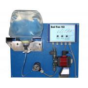 EOS Sol-Tec V2 Dosierstation Zerstäubung von Solelösung für Dampfkabinen