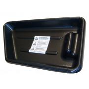 EOS Restwasserauffangwanne Kunststoff