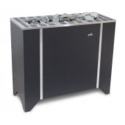 EOS Goliath Elektrischer Profi Stand-Saunaofen 36,0 kW Anthrazit