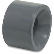 Mega Reduzierstück PVC-U 63 mm x 50 mm Klebestutzen x Klebemuffe 16bar Grau