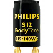 Philips BodyTone S12 Starter Solariumröhren 80-140 Watt