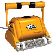 Dolphin Dynamic Pro X2 mit Combi-Bürste Poolsauger Poolroboter