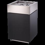 Sentiotec Qube 90 / 150 finnischer Saunaofen 9 kW