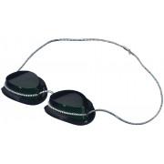 Solarium Schutzbrille Standard Grün