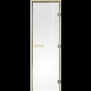 Tylö Saunatür DGL 7x21 Klarglas 2100x700x97