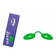 Solarium Schutzbrille Sunny light grün