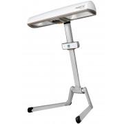 Hapro Innergize HP 8580 Infrarot + UV Wellness-Solarium Pure White
