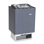 EOS Thermat Elektrischer Wandsaunaofen 4,5 kW Anthrazit