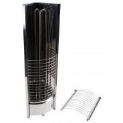 Sentiotec Tower Heater Eckmodell finnischer Saunaofen 9 kW