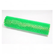 Walzenbürste grün sehr hart für Bisam Bürste