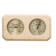 Sentiotec Thermo-Hygrometer Espe , geteilt