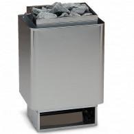EOS 34.A Saunaofen Wandofen Edelstahl-blank