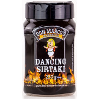 Don Marco's Dancing Sirtaki Rub 220g