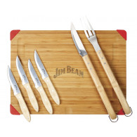 Jim Beam Schneidebrett Set
