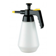 Sprühflasche mit Pumpsystem weiß 1,5L