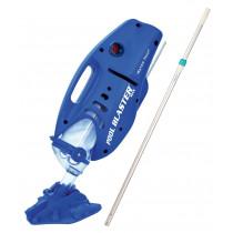 Akku Poolsauger Pool Blaster Max mit Komfort Teleskopstange time4wellness