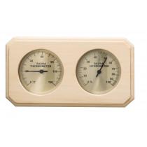 Sentiotec Thermo-Hygrometer geteilt