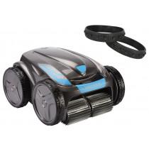 Zodiac Vortex OV 5480 iQ Poolroboter mit Noppenreifen Set für Fliesenbecken