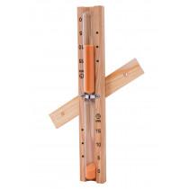Sentiotec Sanduhr Holz Basic