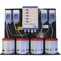 EOS Duft Tec Quattro T Dosiergerät Sauna Duftkonzentraten