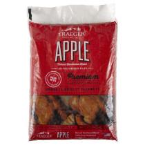 Traeger Hartholz Pellets Apfel , 9 kg Beutel