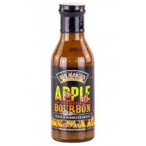 Don Marco's Apple Chipotle Bourbon Glasur & Barbecue Sauce 375ml