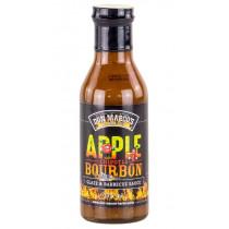 Don Marco's Apple Chipotle Bourbon Glasur & Barbecue Sauce 375ml