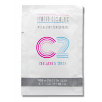 C2 Hybrid Cosmetic Collagen & Color - Face & Body Concentrate Sachet 12ml