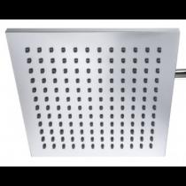 Inox Duschkopf chrom für 30 Ltr. 200 x 150 mm