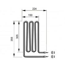 EOS Heizstab 1000 Watt für EOS Mini und EOS Bi-O Mini