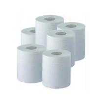 Ergoline Hygienepapier M-Rolle ungeprägt 6 Stück
