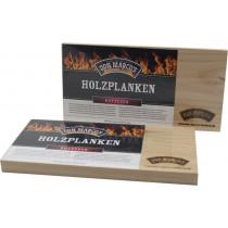 Don Marco's Holzplanke Rote Zeder 2er