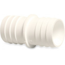 Schlauchtülle ABS 38 mm Schlauchtülle 10bar Weiß