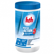 hth - Minitab  Action 5 - 20g