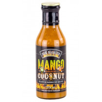Don Marco's Mango Habanero Coconut Glasur & Barbecue Sauce 375ml