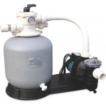 Mega Pool Filterset Sandfilteranlage 8 m³/h Typ FSP 450