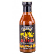 Don Marco's Orange Habanero Glasur & Barbecue Sauce 375ml
