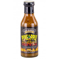 Don Marco's Pineapple Rum Chipotle Glasur & Barbecue Sauce 375ml