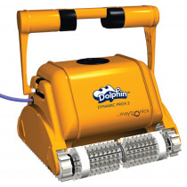 Dolphin Dynamic Pro X2 mit Wonderbrush Poolsauger Poolroboter