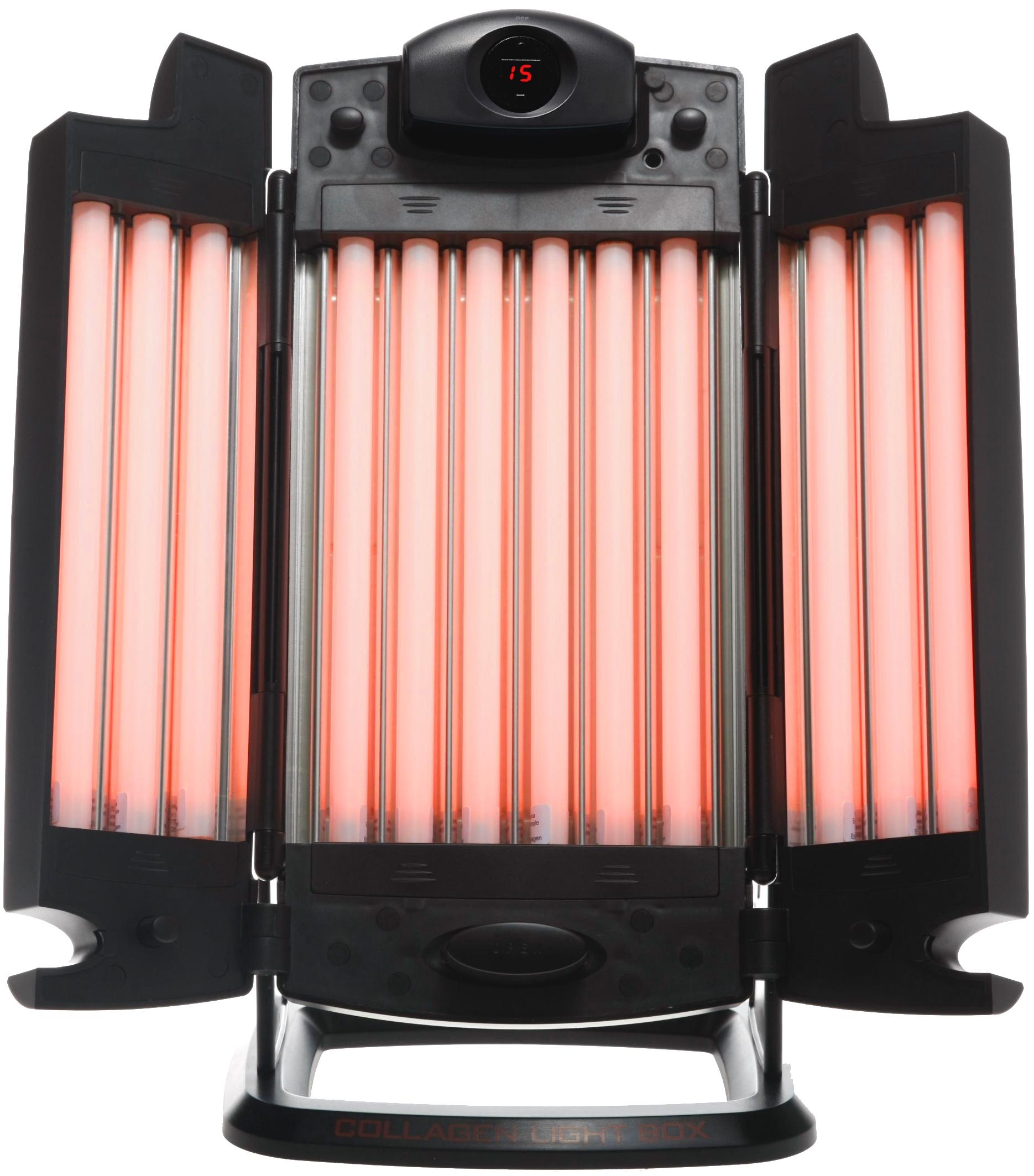 Eurosolar Collagen Licht Box Rotlicht-Therapie 901200