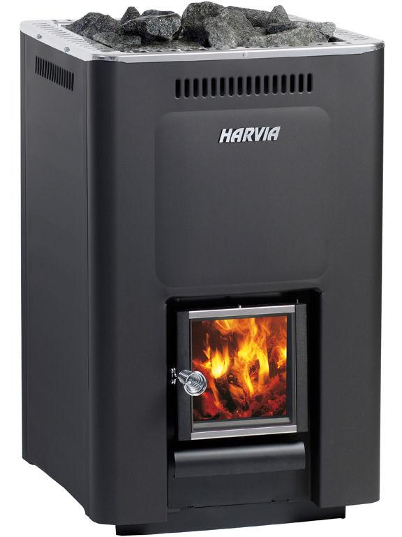 Harvia 36 - Holzbeheizter Saunaofen - 31 Kw 1-043-839
